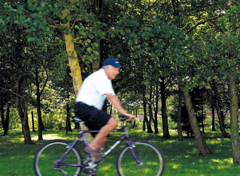 Cycle Routes to Garstang
