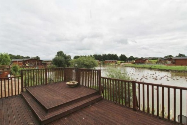 2 Lakeside Decking Area